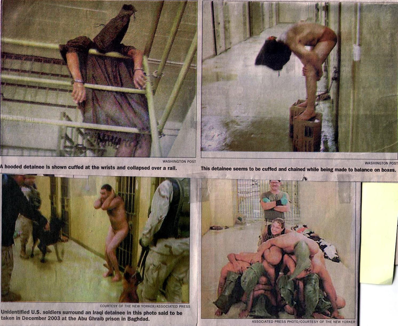 Torture, humiliations Les photos qui ont rvl l